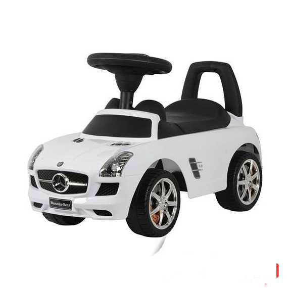 Каталка-толокар Bambi Z 332-1 Mercedes-Benz белый***