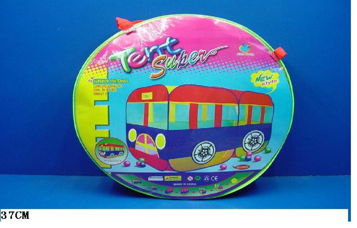 Детская игровая палатка автобус A999-20