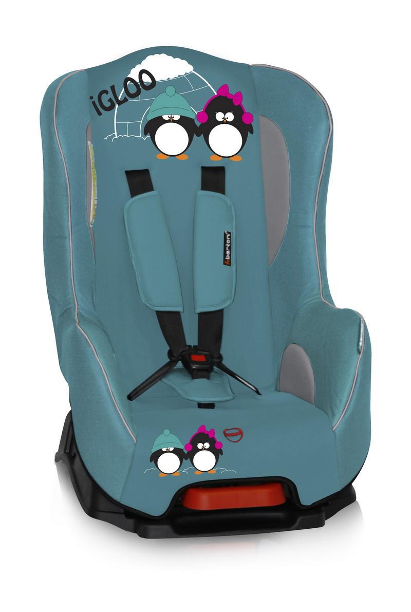 Автокресло Bertoni PILOT PlUS Aquamarine***