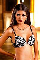 Бюстгалтер Zebra-Black Push-Up Bra, 34D