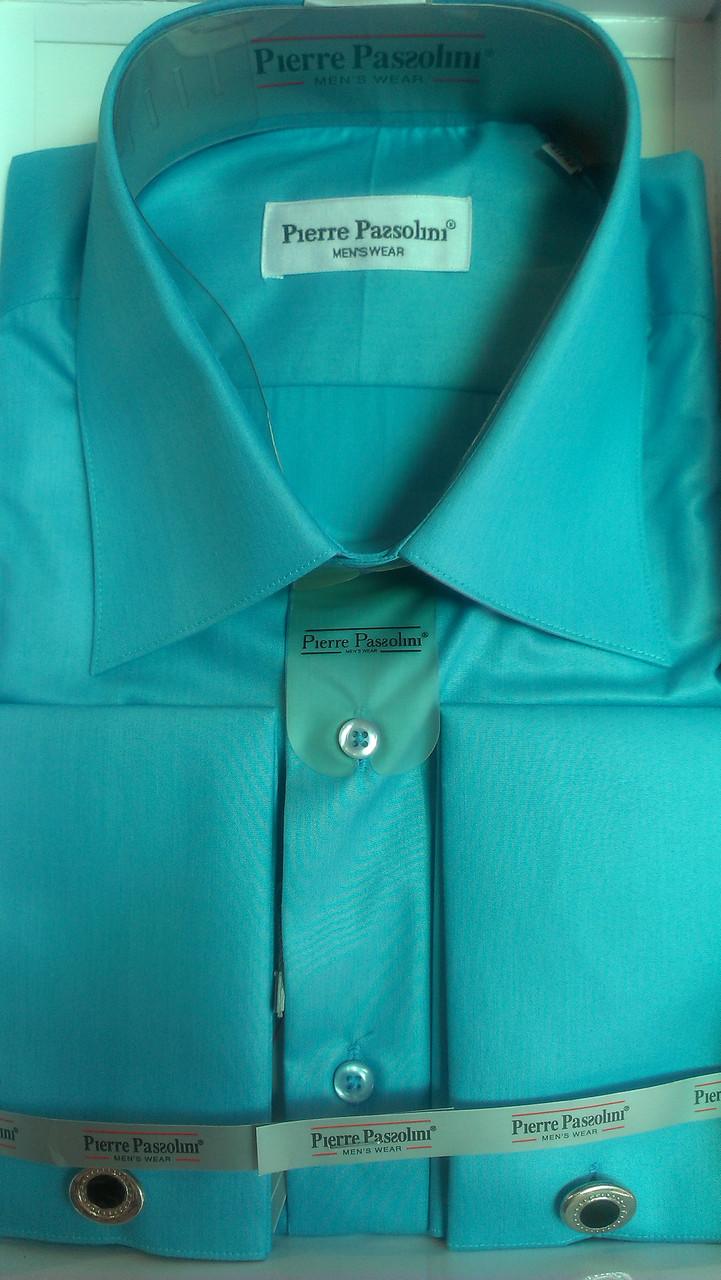 Чоловіча сорочка запонку Pierre Pasolini