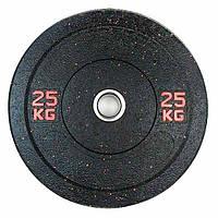 Млинці (диски) бамперні Stein 25 кг