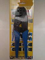 Клещи HAIR 003  для опрессовки изолированных клемм 1,5-6мм