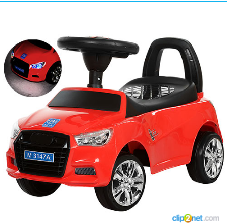 Каталка-толокар Bambi 3147A-3 Audi(ауди)***
