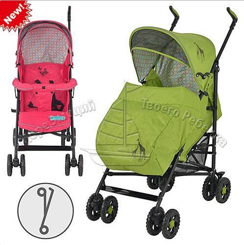 Детская прогулочная коляска трость  1109-5-8***