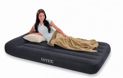 Надувная кровать Intex Pillow Rest Classic Intex 66767 (99х191х30 см.