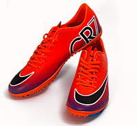 Кроссовки Nike CR7 (p.40-45) Punch/Black/Pink