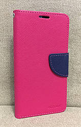 Чехол-книжка Goospery для Lenovo Vibe C2 (K10A40) (Pink)