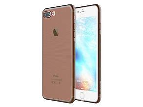 Чехол Devia для iPhone 8 Plus/7 Plus Naked Smoky Black