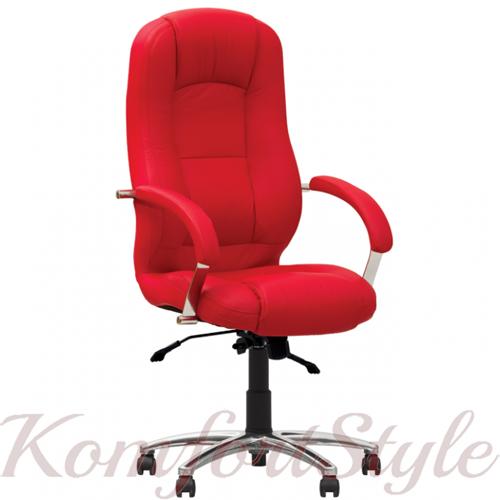 Modus steel chrome (Модус) ANYFIX офисное кресло руководителя цвета в ассортименте