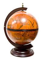 Глобус с шахматами (38х33х48 см)