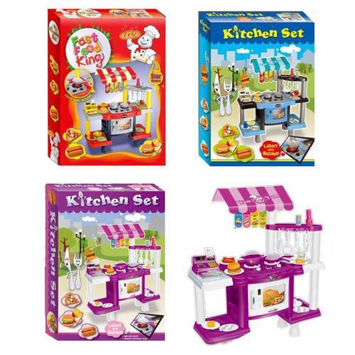 Игровой набор Кухня ресторан 383-008-012