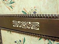 """Ширма """"Оливки"""" (185 х 41 х 4) ольха"""
