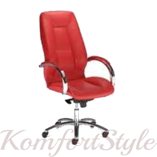 Formula (Формула) steel chrome кресло руководителя для офиса