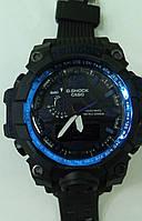 Часы мужские CASIO G-Shock MUDMASTER черно-синие