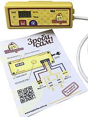 Цифровой терморегулятор для инкубатора Теплуша нового образца