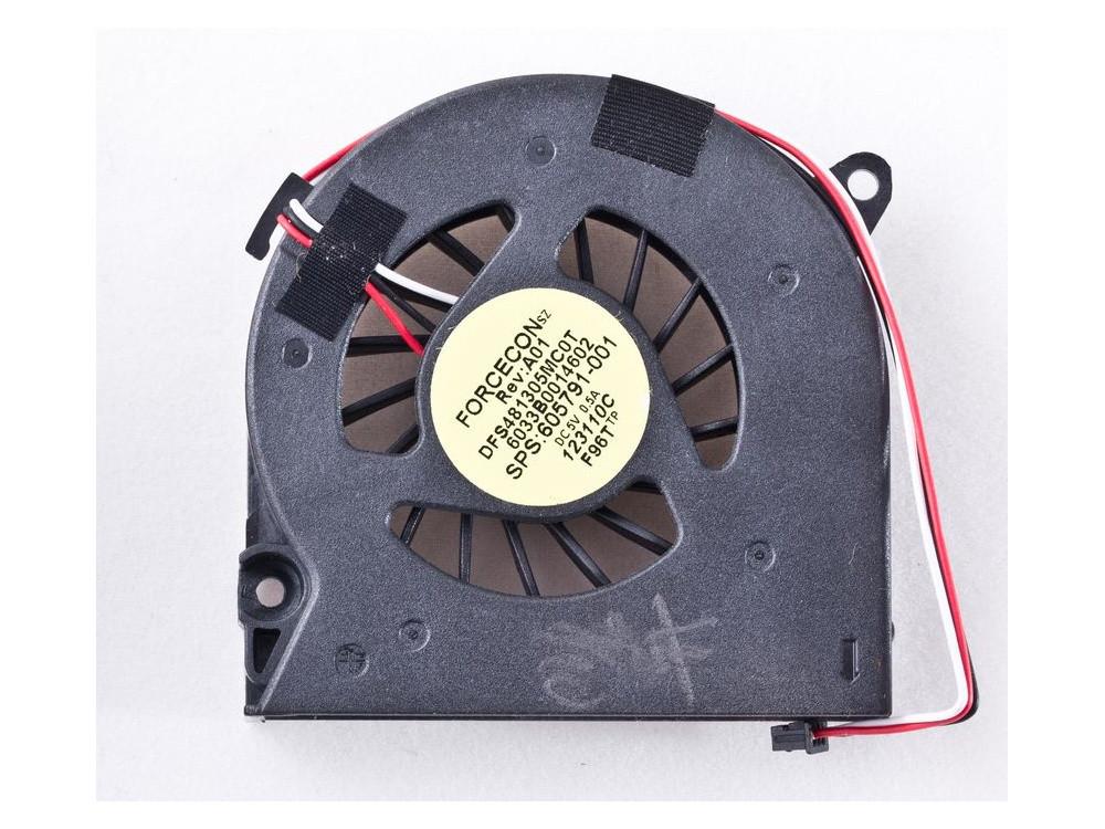 Вентилятор HP Compaq 510 511 515 516 610 615 CQ510 CQ511 CQ515 CQ516 C