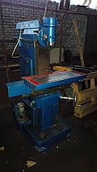 676п Фрезерный станок по металлу