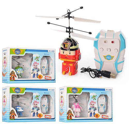 Вертолет Робокар Поли Robocar Poli 8018