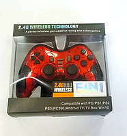 Беспроводной джойстик PS3/PS2/PS1/PC/TV 6 в 1 Gamepad