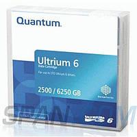 Накопитель-картридж Quantum LTO6 Media Ultrium 2.5 / 6.25TB MR L6MQN-03