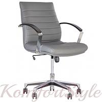 Iris Steel Chrome кресло для руководителя