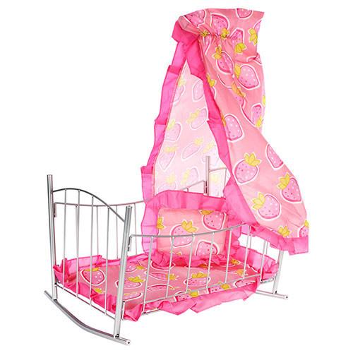 Кроватка с балдахином 9349***