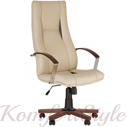 King Tilt Wood EX (Кинг Тилт) кресло для руководителя