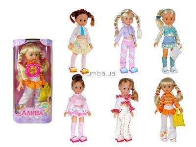Интерактивная кукла Алина Joy Toy 5051