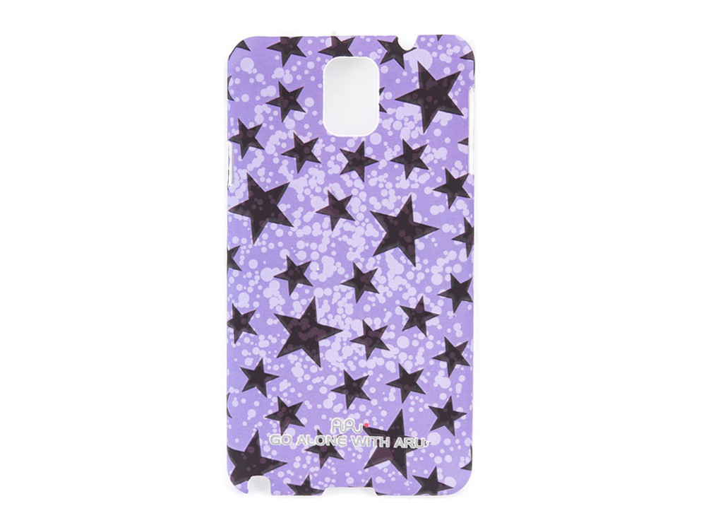 Чехол ARU для Samsung Galaxy Note 3 Twinkle Star Purple