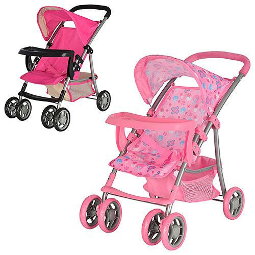 Кукольная коляска 9304 BWT/ 025 MELOGO***