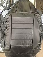 Авто-чехлы ,чехлы на сидение автомобиля ,мягкая ЭКО кожа (Турция ) и ткань