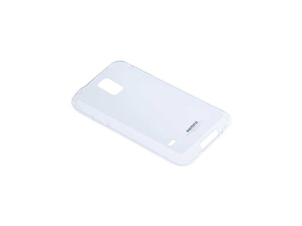 Чехол Remax для Samsung Galaxy S5 Pudding White