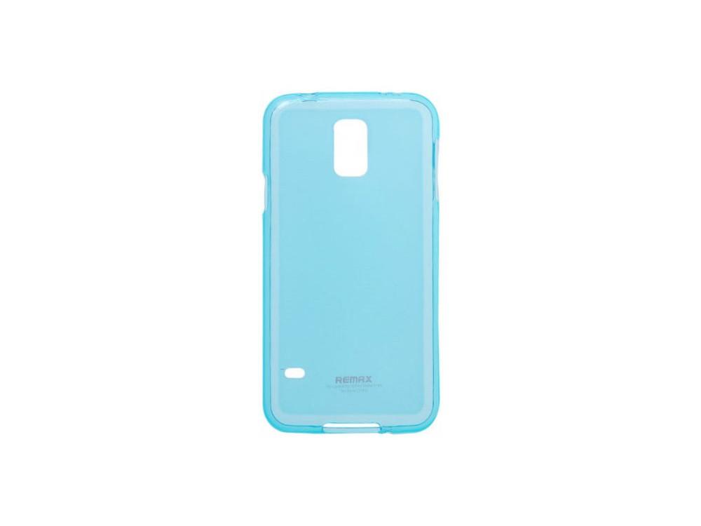 Чехол Remax для Samsung Galaxy S5 Pudding Blue