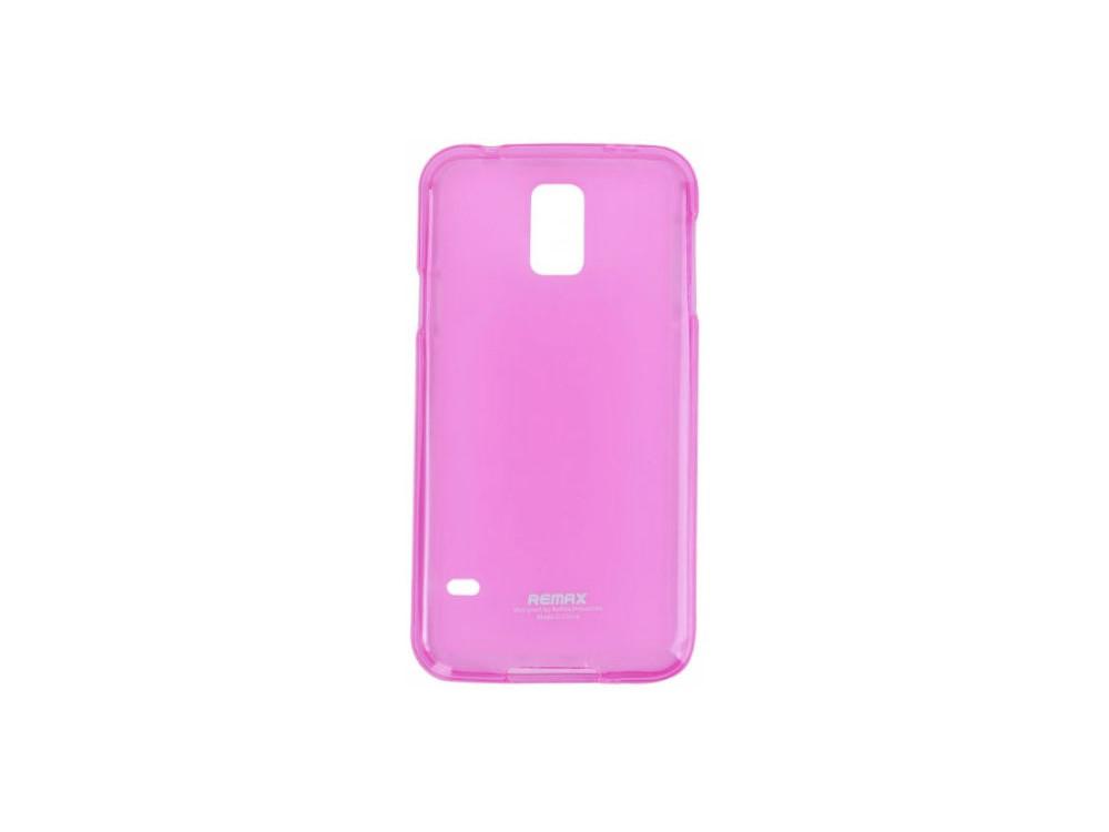 Чехол Remax для Samsung Galaxy S5 Pudding Pink