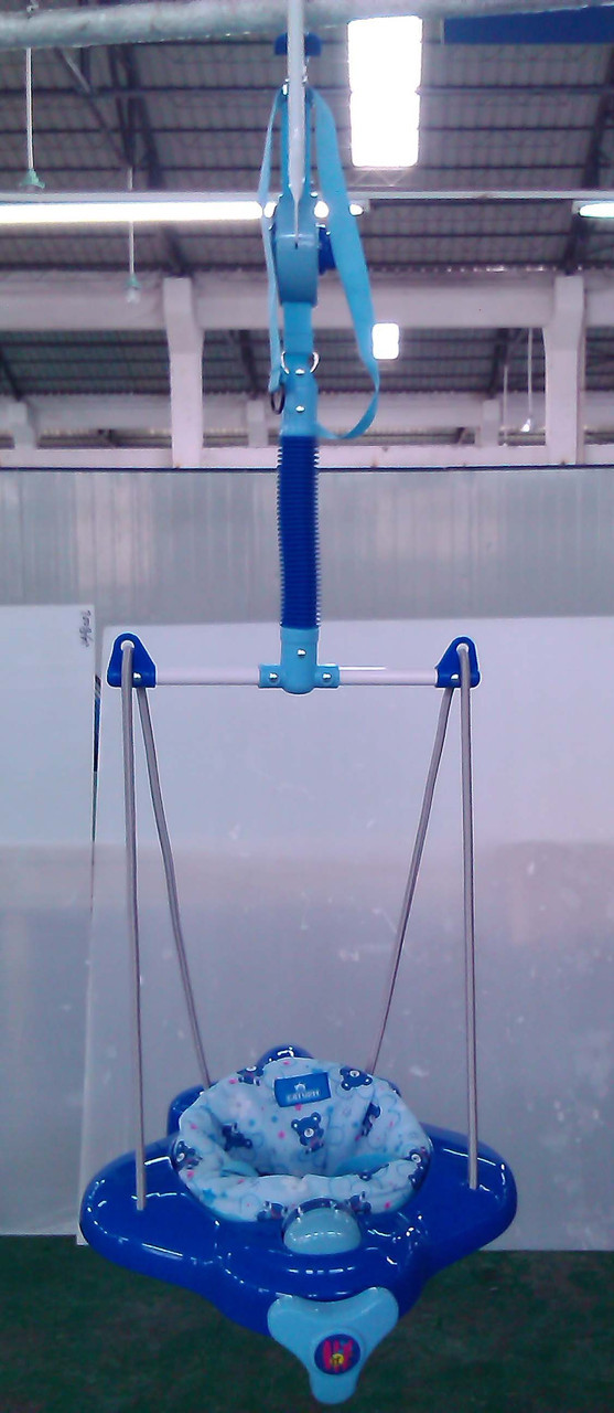 Прыгунки детские Baby Tilly BT-BJ-0002 DARK BLUE