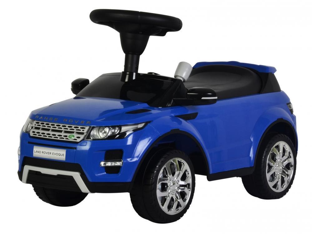 Каталка-толокар Bambi Z 348-4 Range Rover синяя***