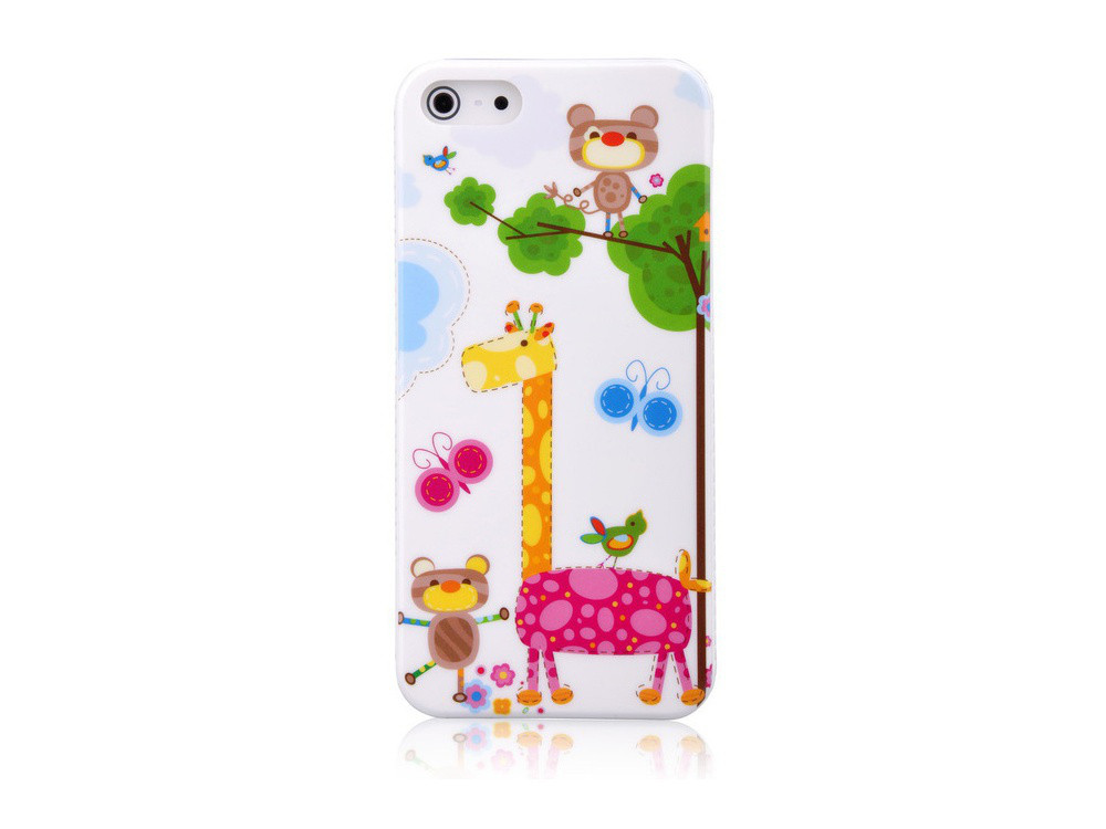 Чехол Vouni для iPhone 5/5S/5SE DYI Joy Partners
