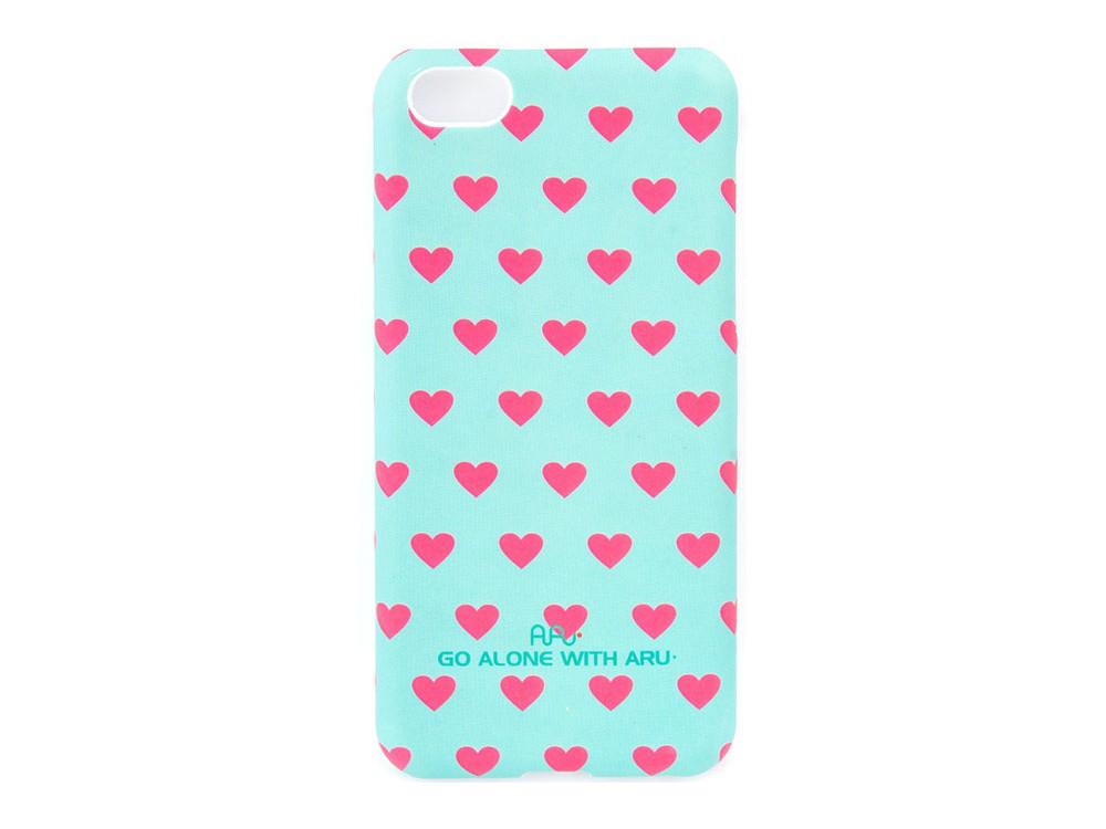 Чехол ARU для iPhone 5C Hearts Ocean