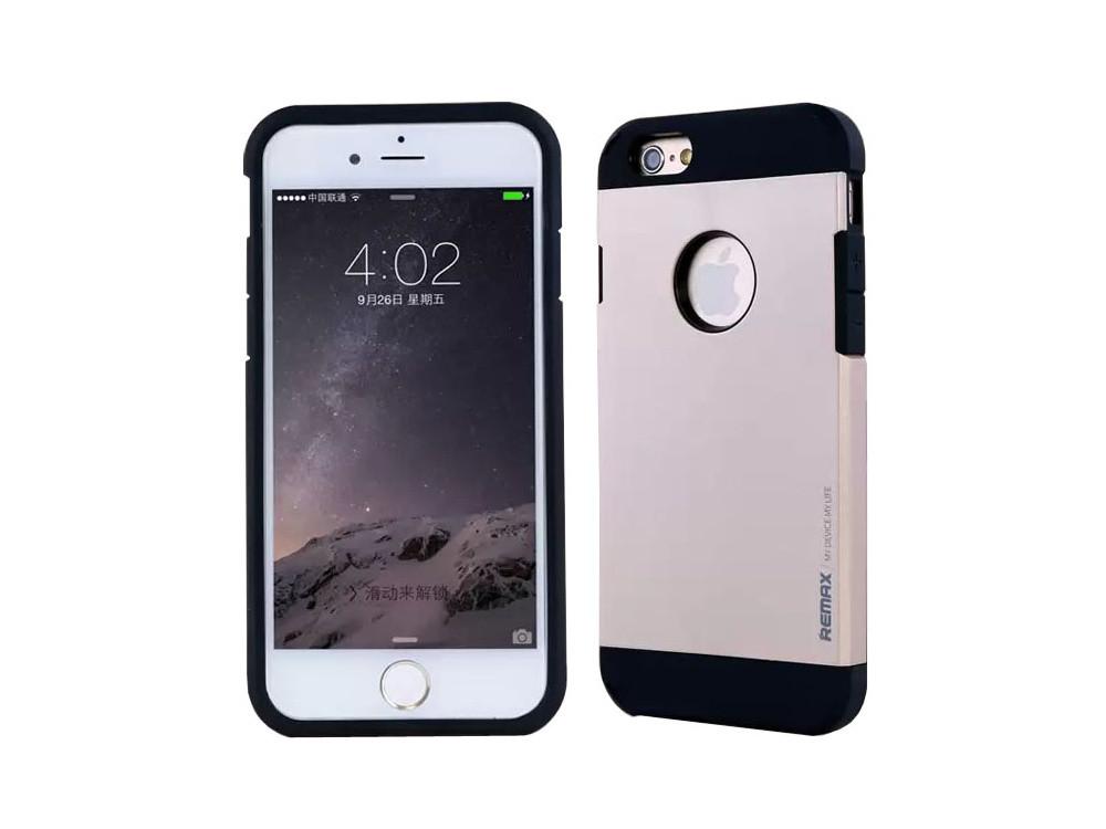 Чехол Remax для iPhone 6/6S Quichen Golden