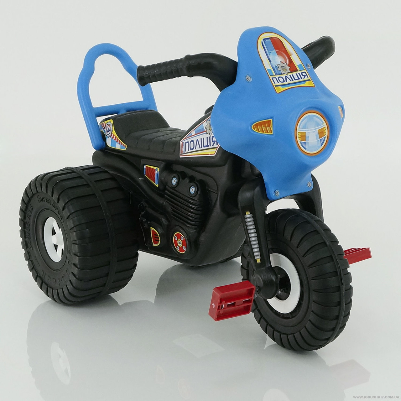 Машинка -толокар трицикл 4142***