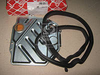 Фильтр масляный АКПП Mercedes-Benz (MB) W124, W140 91-98 с прокладкой (производство FEBI), ACHZX
