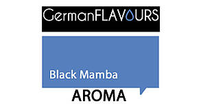 "Ароматизатор для электронных испарителей ""Black Mamba"" 5 мл, Германия"
