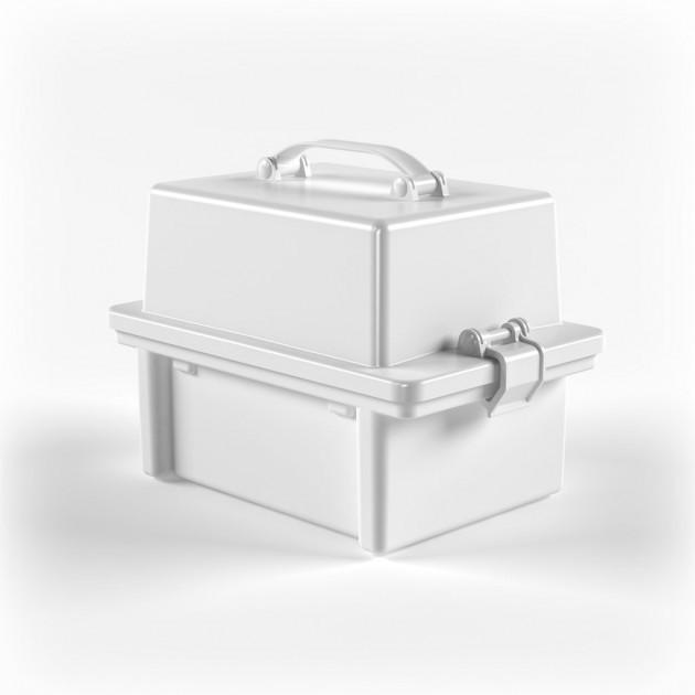 """Укладка-контейнер для транспортировки пробирок УКТП-01-""""ЕЛАТ"""" вар. 2"""