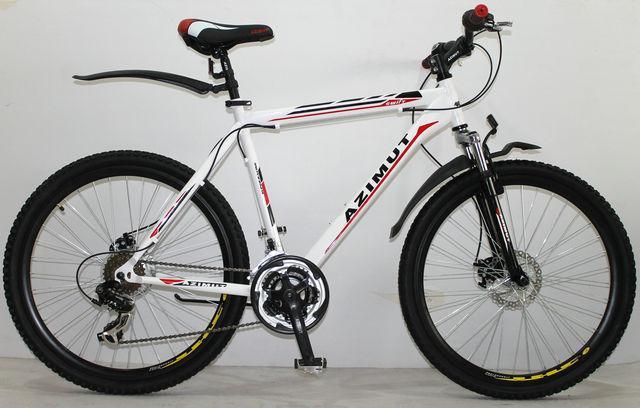 Горный спортивный велосипед 29 дюймов 19 рама Azimu Swift   (оборудова