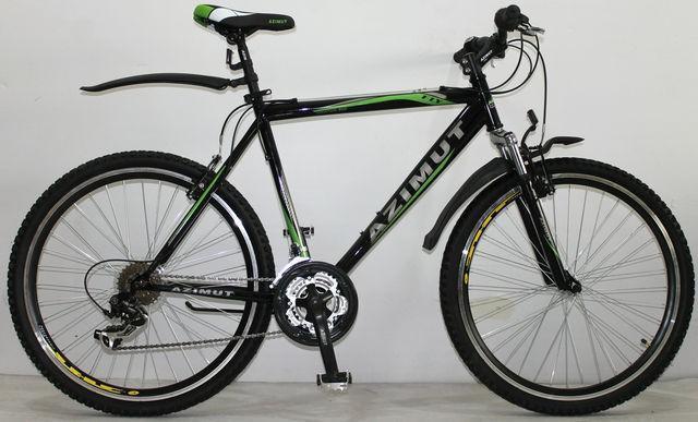 Горный спортивный велосипед 29 дюймов 21 рама  Azimu Fly  (оборудовани