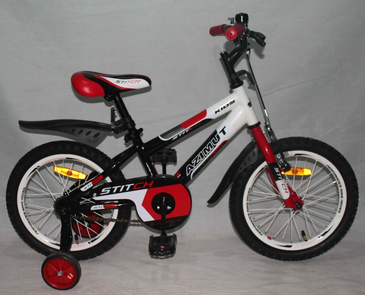 Велосипед двухколёсный Azimut Stitch А 16