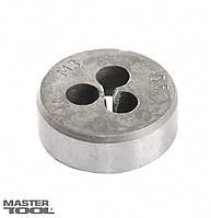 Плашка для нарезания резьбы М10х1,25 мм