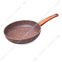 ConBrio сковорода CB-2413 d=24 см, h=5 см, покрытие Jasper Line, для индукционных плит