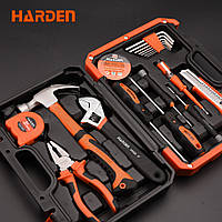Универсальный набор инструмента для дома 18 пр. Harden Tools 511018, фото 1